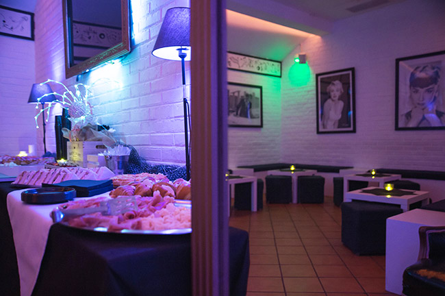 Location per comunioni a Roma: Don Vito Club